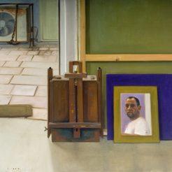 9 - Daniel Sergio_ Oil on Canvas - 80 x 100 cm