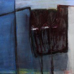 Aharon Messeg, Untitled, Oil on Canvas - 100 x 120 cm (2)