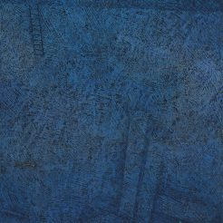 Mordecai ARDON, Sunken Caesarea, 1960, signed and dated on upper right and on stretcher. oil on canvas, 65x54 cm