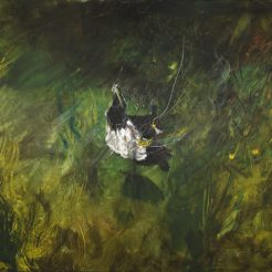 Uri Lifshits_ Untitled_ Mixed Media on Canvas 120 x 185 cm - 8
